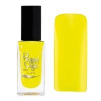 Nagellack neon gelb