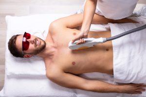 Haarentfernung Laser